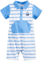 First Impressions Striped Boat Romper, Baby Boys (0-24 months), Created for Macy's