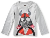Tea Collection Infant Boy's Little Viking Graphic T-Shirt
