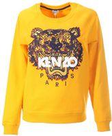 Kenzo Yellow Tiger Jumper