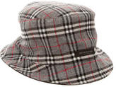 Burberry Reversible Nova Check Hat