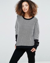 Shae Dotted Sweater