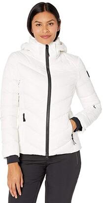 Bogner Fire & Ice Bogner Sassy 2-D (White 1) Women's Clothing