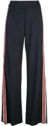 Monse Racing Stripe trousers