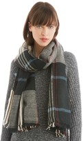 Sole Society Wool Blanket Scarf