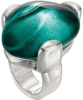 Uno de 50 Unode50 Women's Sterling Silver & Oval Resin Cocktail Ring