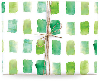 Lana's Shop Set of 3 Watercolor Gift Wrap