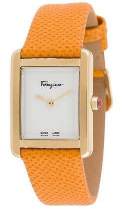 Salvatore Ferragamo Watches Tank Lady watch