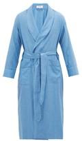 Emma Willis - Azure Cotton Robe - Mens - Multi