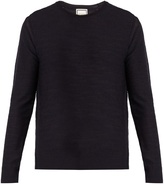 Wooyoungmi Crew-neck wool sweater