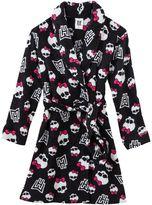 Monster high skullette robe - girls