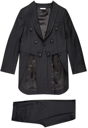 Dolce & Gabbana Kids Tailored Two-Piece Suit (3-6 Years)