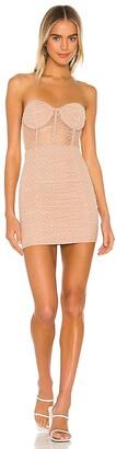 h:ours Renae Mini Dress