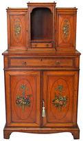 One Kings Lane Vintage Antique Ladies Secretary Desk