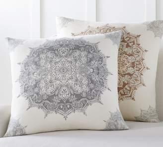 Pottery Barn Erica Medallion Pillow Cover