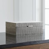 Crate & Barrel Dory Jewelry Box