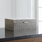Crate & Barrel Dory Jewelry Box