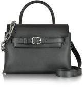 Alexander Wang Attica Chain Black Leather Mini Crossbody Bag