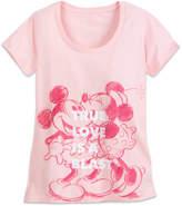 Disney Mouse ''True Love'' T-Shirt for Women