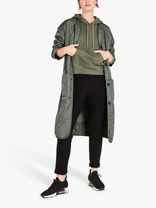 Hush Daxton Quilt Jacket, Khaki