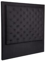 King Size Duke Headboard Color: Black