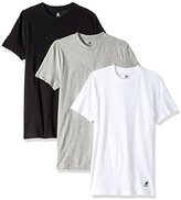 Beverly Hills Polo Club Men's 3 Pack Crew Neck Tee