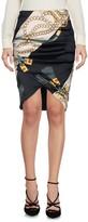 Elisabetta Franchi Knee length skirts - Item 35343144