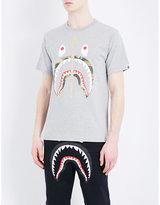 A Bathing Ape Shark Cotton T-shirt