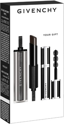 Givenchy Rouge Interdit Vinyl Lip and Mascara Set