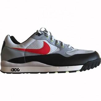 Nike Acg Multicolour Leather Trainers