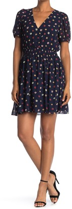 Madewell Confetti Print Retro Dress