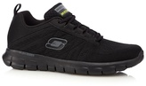 Skechers Black 'synergy' Lace Up Trainers
