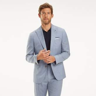 Tommy Hilfiger Stripe Virgin Wool Suit Blazer
