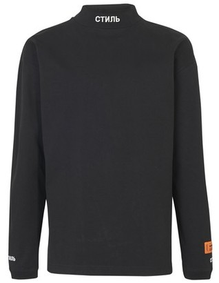 Heron Preston CTNMB sweatshirt