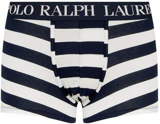 Stripe Cotton Trunks
