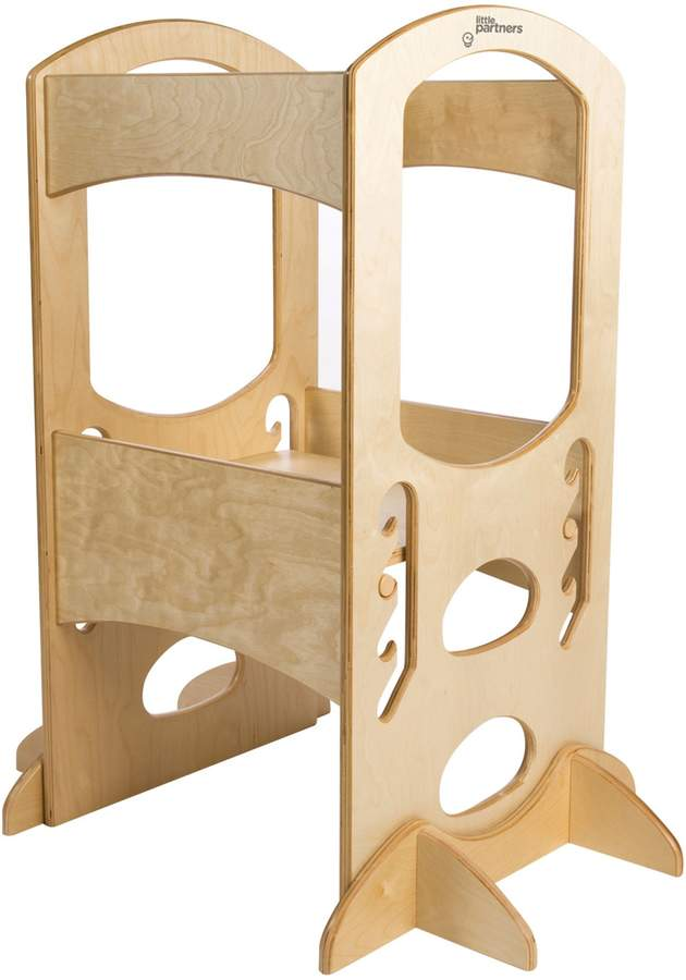 Little Partners Original Wooden Learning Tower