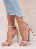 Lipstik New Women's Cashew Saba Heels