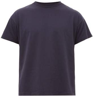 Jeanerica Jeans & Co. - Marcel 180 Cotton-jersey T-shirt - Mens - Navy