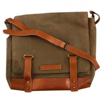 Zadig & Voltaire Green Cloth Handbags