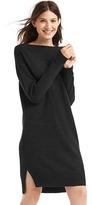 Gap Cozy rib-trim sweater dress