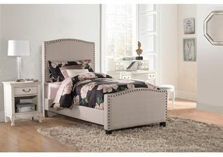 Hillsdale Kerstein Upholstered Bed - Rails Included