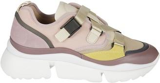 Chloé Three-strap Sneakers