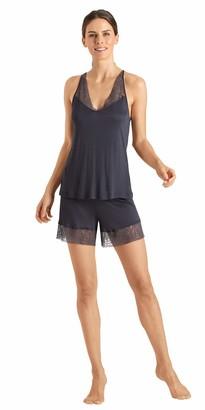 Hanro Women's Imani Short Pajama Set