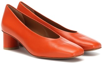 LOQ Camila leather pumps