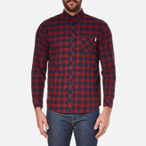 Carhartt Long Sleeve Shawn Shirt Shawn Check/grape Rinsed