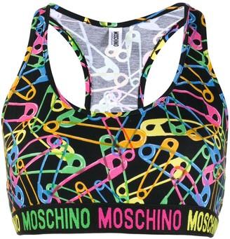 Moschino Paper Clip bra