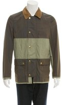 Marc Jacobs Two-Tone Lightweight Jacket