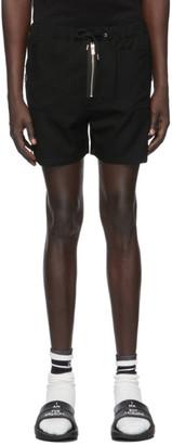 TAKAHIROMIYASHITA TheSoloist. Black Pajama Shorts