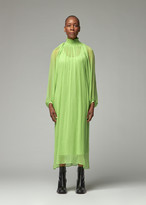 Mara Hoffman Women's Edmonia Dress in Lime Size Small