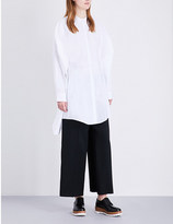 Chalayan Asymmetric cotton shirt