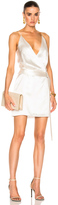 Dion Lee for FWRD Contour Tie Tunic Dress